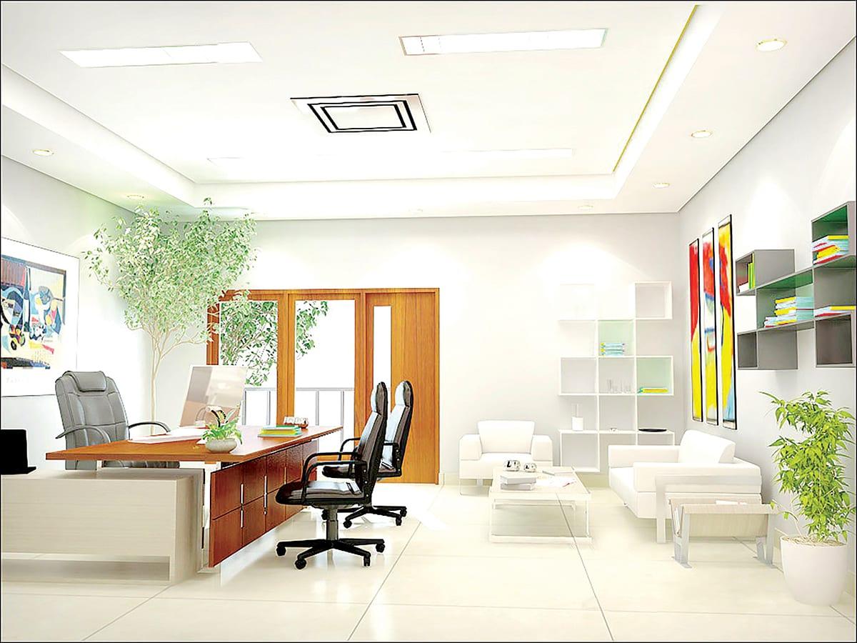 طراحی دکوراسیون اداره و شرکت