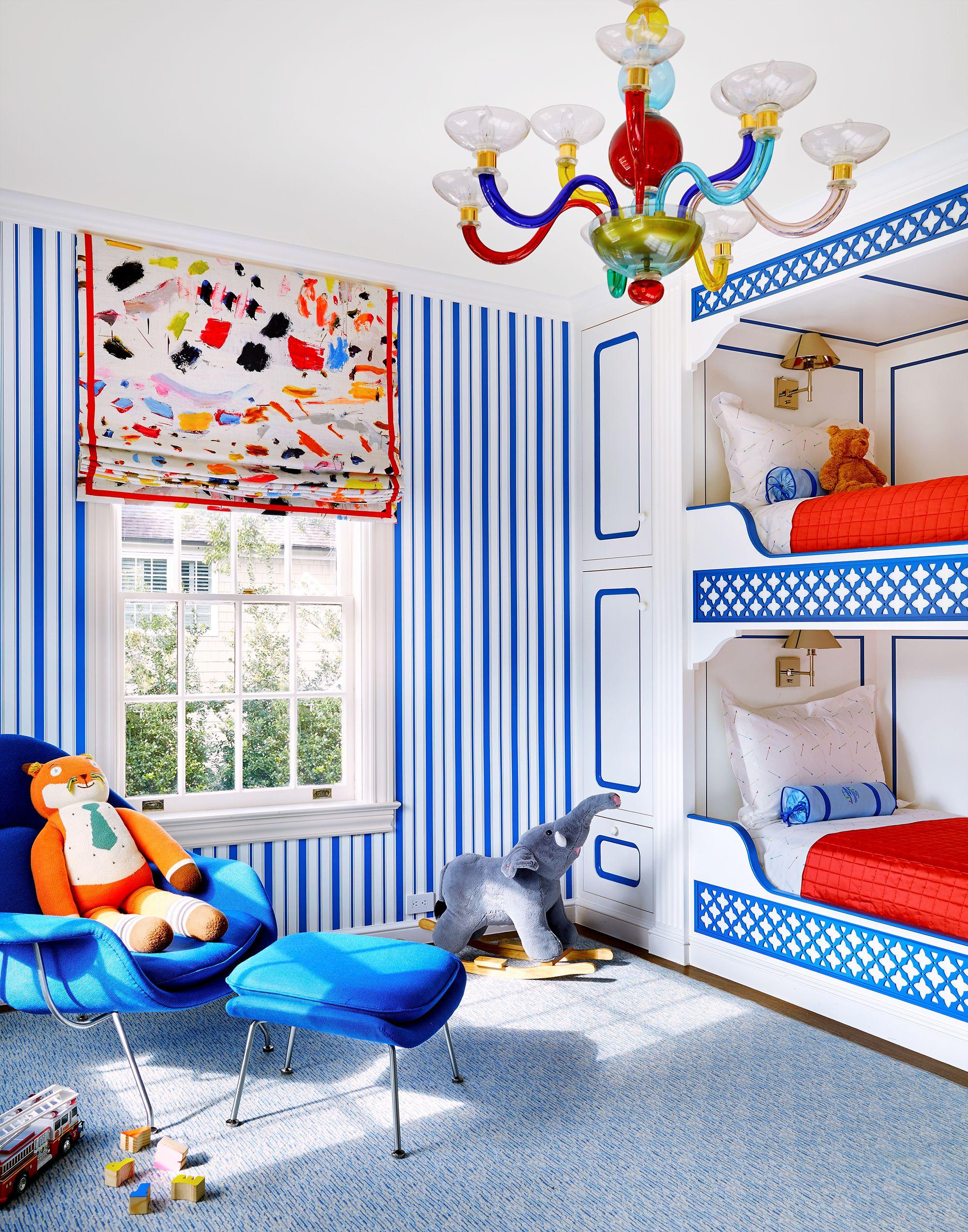 طراحی دکوراسیون اتاق خواب کودک